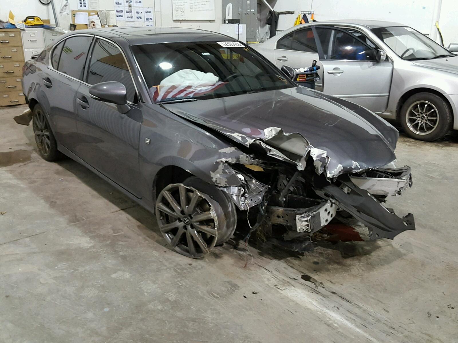 Repairable Vs. Nonrepairable Title Salvage Car