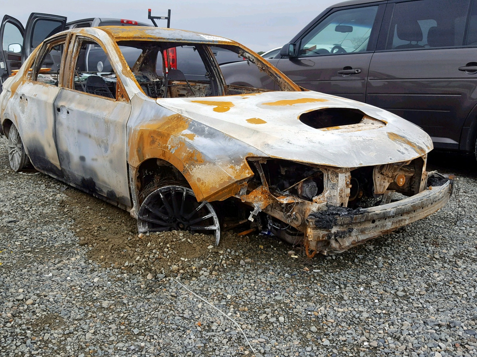 Buying A Car With Hail Damage >> Repairable vs. Nonrepairable Title Salvage Car - Salvage Cars Blog